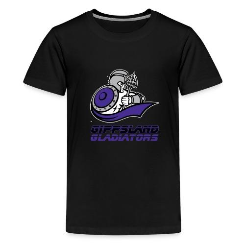 Gippsland Gladiators Premium Kids T-Shirt - Kids' Premium T-Shirt