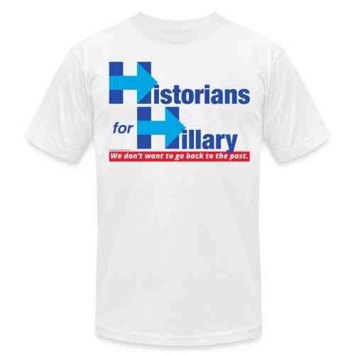 Historians for Hillary - Men's Fine Jersey T-Shirt