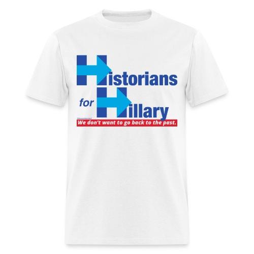 Historians for Hillary - Men's T-Shirt