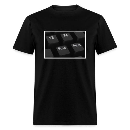 F3 F6 - Men's T-Shirt