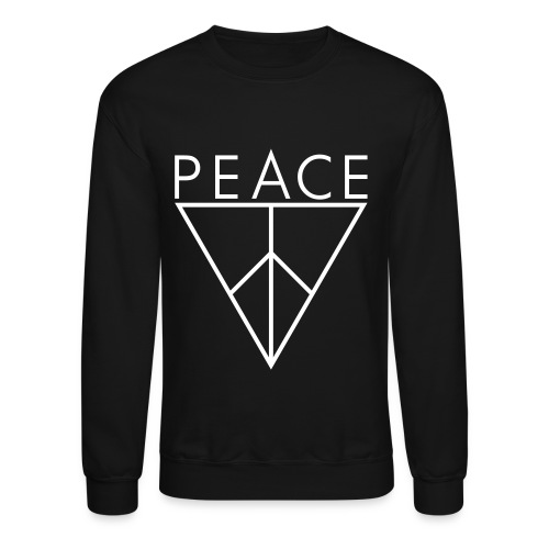 PEACE SWEATSHIRT - Crewneck Sweatshirt