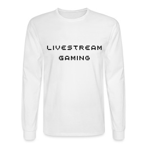 Long Slevved Youtube Shirt - LSG - Men's Long Sleeve T-Shirt