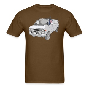 Van Dog - Men's T-Shirt
