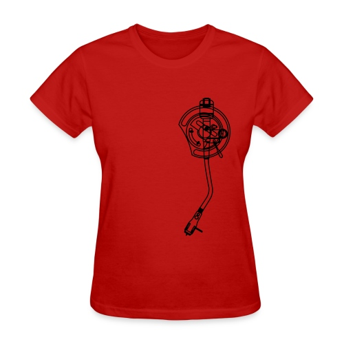 Tone Arm - Women's T-Shirt