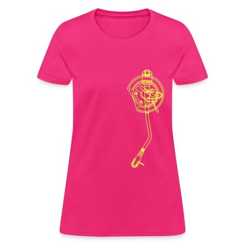 Tone Arm - Women's T-Shirt
