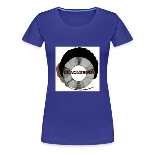 Ladies Premium HeadLiner Tee - Women's Premium T-Shirt