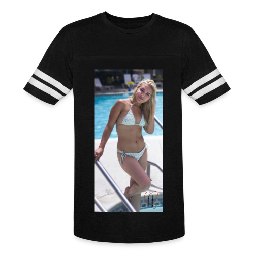 Men's Noelle Fink 2015 Summer Photo Vintage Sports T-Shirt - Vintage Sport T-Shirt