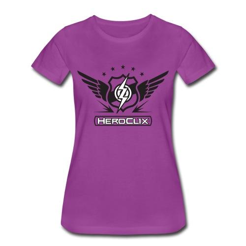 HeroClix Seal Women's T-Shirt - Women's Premium T-Shirt