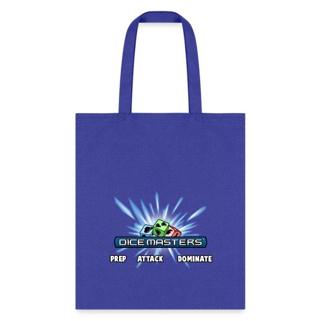 Prep Attack Dominate Tote Bag