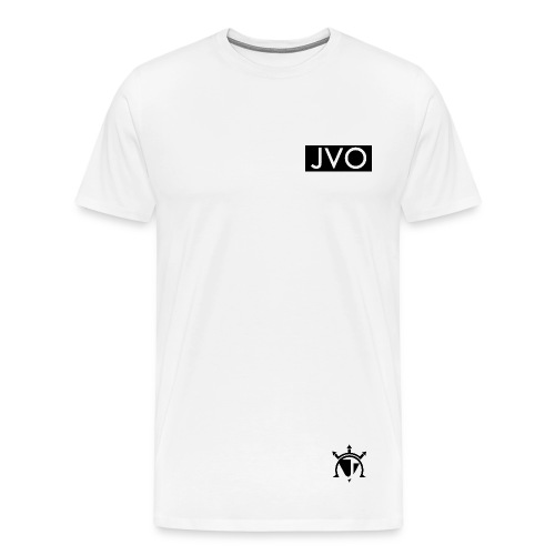 JVO SIMPLE TEE - Men's Premium T-Shirt