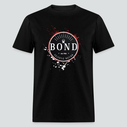 Bond Tee Black/Red - Men's T-Shirt