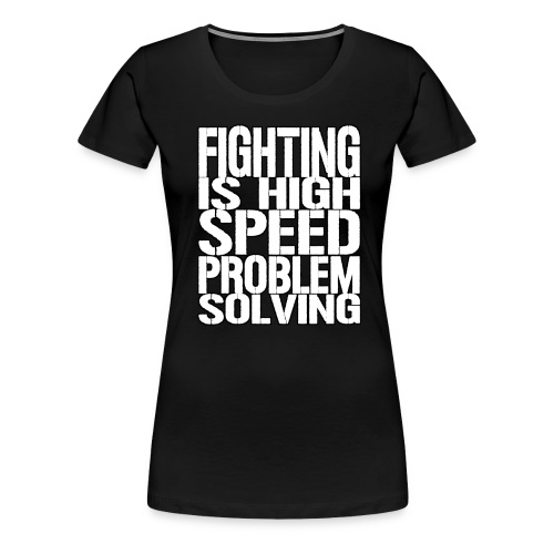 High speed Womens - Women's Premium T-Shirt