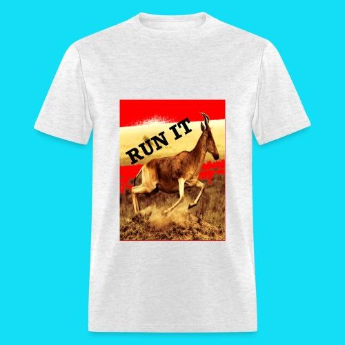MEN'S RUN IT TEE - Men's T-Shirt