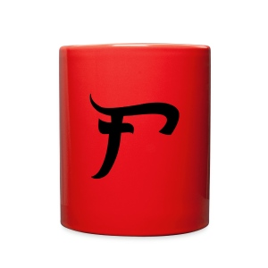 Faurly Logo Mug - Full Color Mug