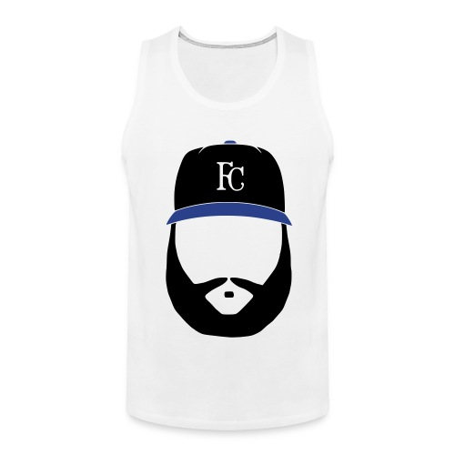 Mike Anderson Beard - Men's Premium Tank