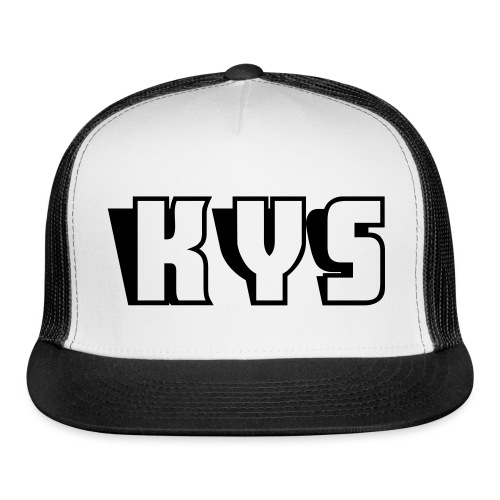 KYS Snap-Back - Trucker Cap