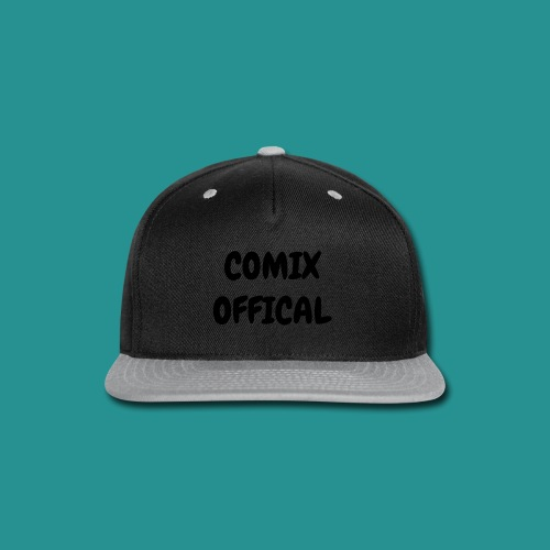ComiX Hat  - Snap-back Baseball Cap