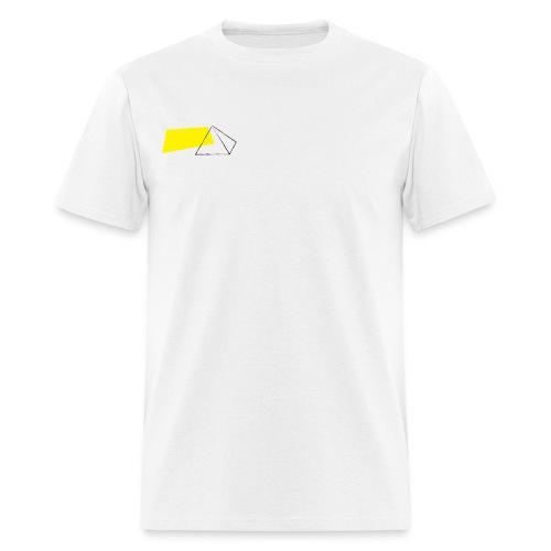 Piramid shirt men - Men's T-Shirt