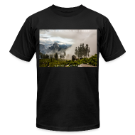 T-Shirts ~ Men's T-Shirt by American Apparel ~ Article 105543160