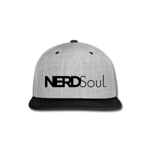 'NERDSoul' Snapback - Snap-back Baseball Cap