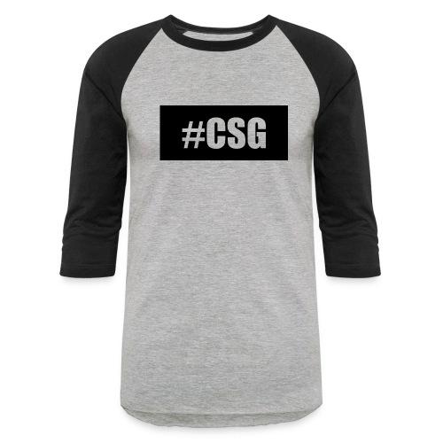 #CSG - Baseball T-Shirt