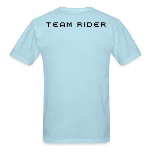 Blaise Color: Team Rider  - Men's T-Shirt