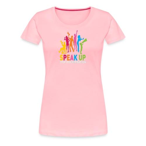 Don't Discriminate T-shirt - Women's Premium T-Shirt