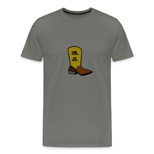 Mr. Jr. Boot - Men's Premium T-Shirt