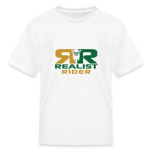 Premium Unisex Realist Tee - Kids' T-Shirt