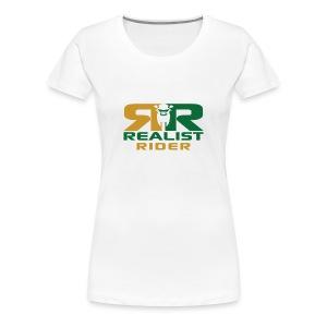 Premium Ladies Realist Tee - Women's Premium T-Shirt