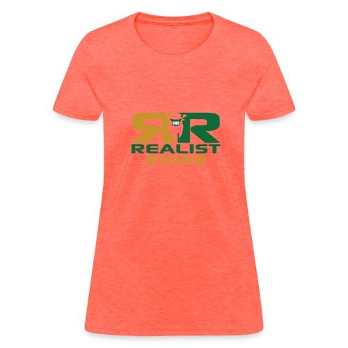 Basic Ladies Realist Tee - Women's T-Shirt