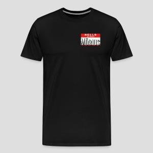 Basic Mobius Tee - Men's Premium T-Shirt