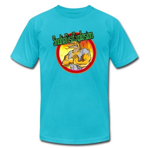 Fitted SFE Shirt - Men's Fine Jersey T-Shirt