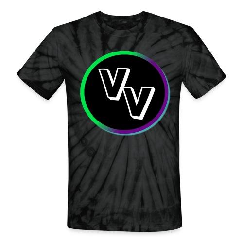 Unisex VenatusVirtual Tie Dye - Unisex Tie Dye T-Shirt