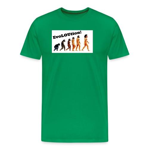 evoLOUtion - Men's Premium T-Shirt