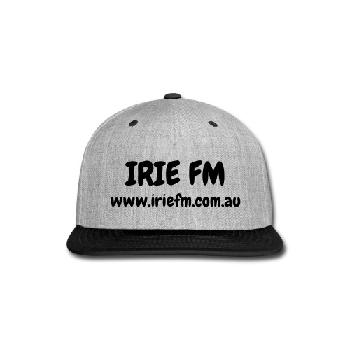 IRIE FM Snap-Back Cap - Snap-back Baseball Cap