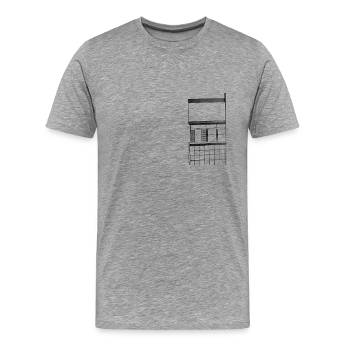 All Cities Look The Same - Men's Premium T-Shirt
