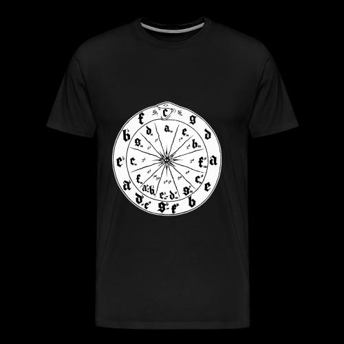 Circle Of fifths - Men's Premium T-Shirt