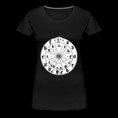 Circle Of fifths - Women's Premium T-Shirt