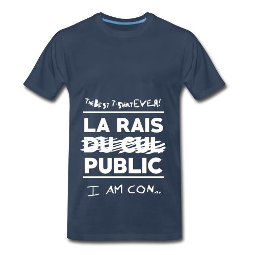 LA RAIS PUBLIC - Men's Premium T-Shirt