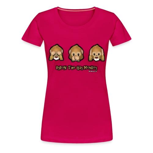ByRon TGM - Women's Shirt - Women's Premium T-Shirt