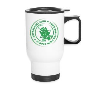 Extralegal Club Travel Mug - Travel Mug
