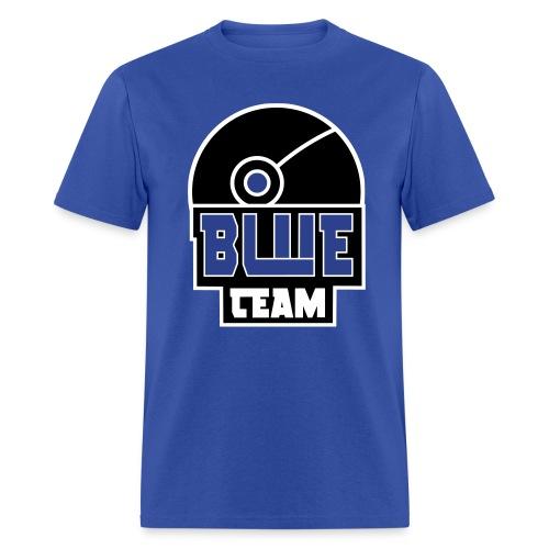 BLUE Team Men's Tee - Men's T-Shirt