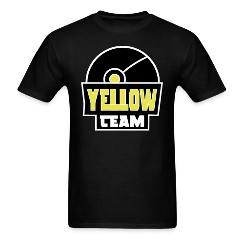 YELLOW Team Men's Tee - Men's T-Shirt