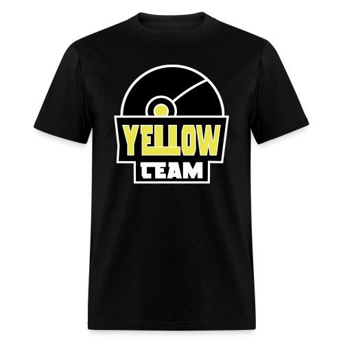 YELLOW Team Men's Tee - Men's T-Shirt