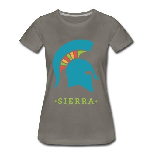 Summit_Sierra_Female T-Shirt - Women's Premium T-Shirt