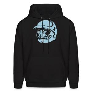 astro cat unisex hoodie  - Men's Hoodie