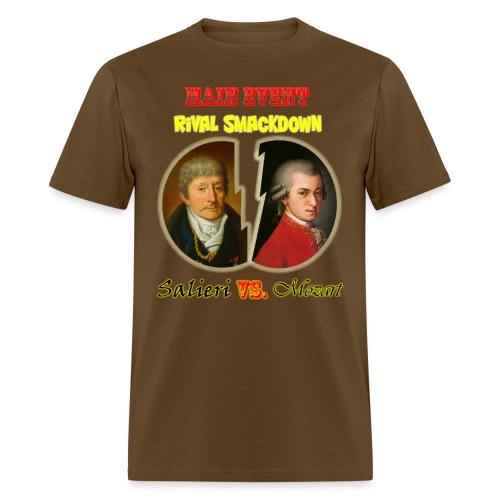 Salieri vs Mozart - Men's T-Shirt