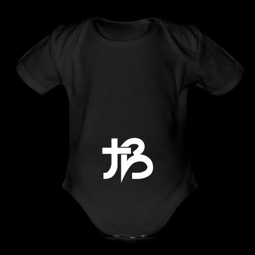 'Baby Bubble' Short Sleeve   - Organic Short Sleeve Baby Bodysuit