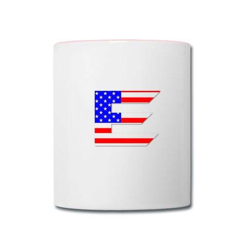 USA Cup - Contrast Coffee Mug